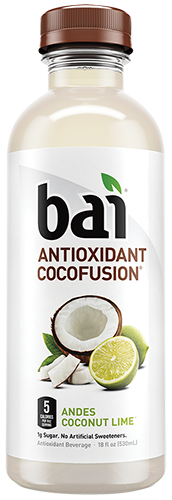 Andes Coconut Lime