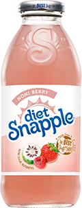 Diet Noni Berry 16oz Glass dry